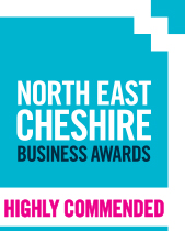 North East Cheshire Business Awards - Highly Commended